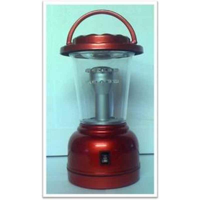 King Sun Solar LED Lantern 2 Watt 6V Model No KSSL-21