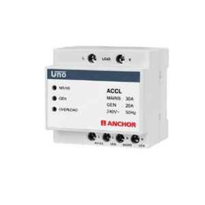 Anchor UNO 30A 1.0A SPN Automatic Changeover ACCL, 98601
