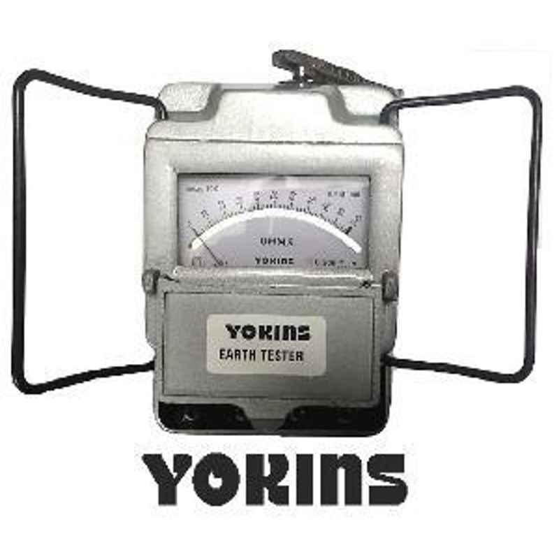Yokins YOK-ET4-100Ω-1000Ω Metal Body Earth Tester