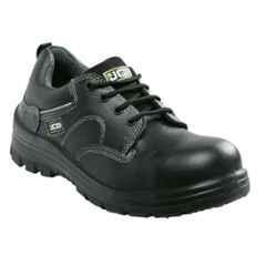 JCB Drone Steel Toe Black Safety Shoe, Size: 10