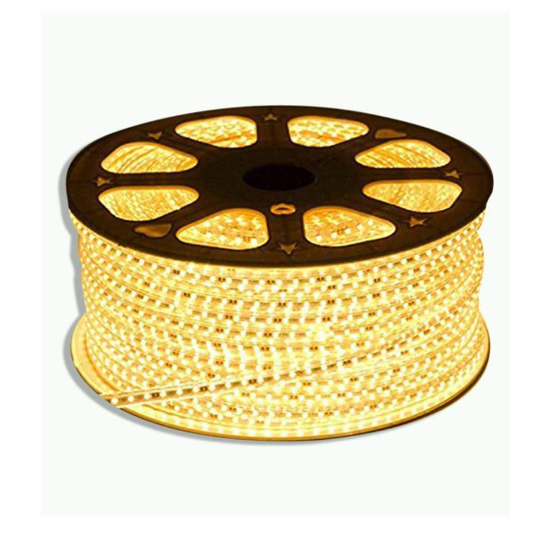Ever Forever 3m Off White Colour Waterproof SMD Rope Light (Pack of 2)