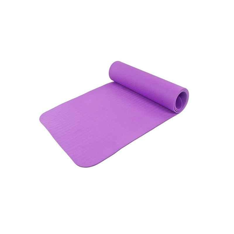 Strauss 1730x610x6mm Purple Eco Friendly PE Yoga Mat, ST-1321