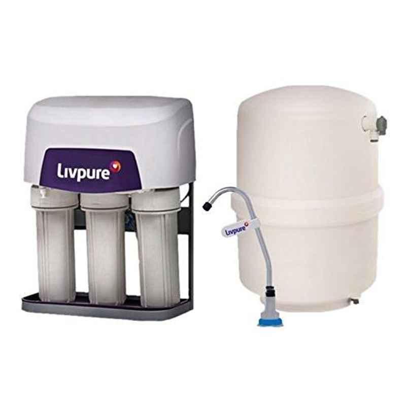 Livpure UTC Neon RO+UF+UV+Taste Enhancer