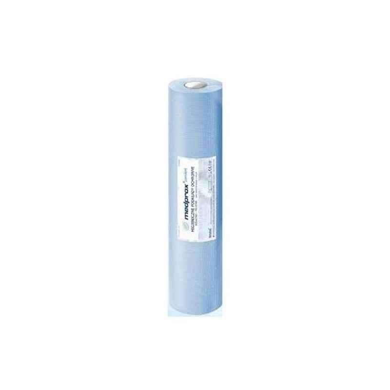 KosmoCare Hygiene 12x20 inch Blue Protective Sheet Roll, IXMPS3050B