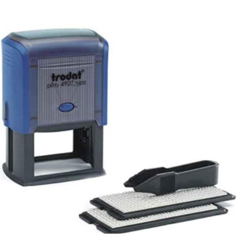 Trodat Printy 60x40mm DIY Self Inking Stamp, 4927