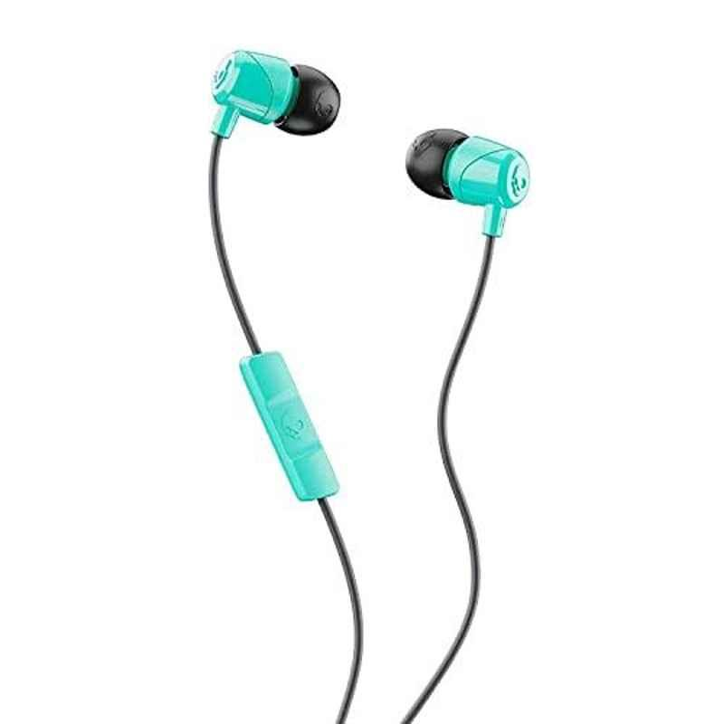 Skullcandy Jib Gray & Miami Wired in-Earphone with Mic, S2DUY-L675