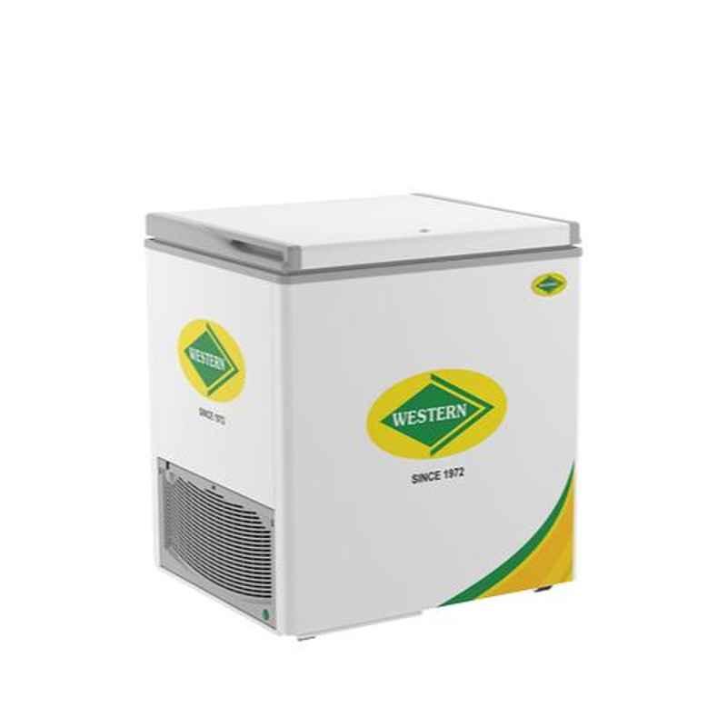 Western 232L Convertible Unit Single Door Deep Freezers, NWHD225H