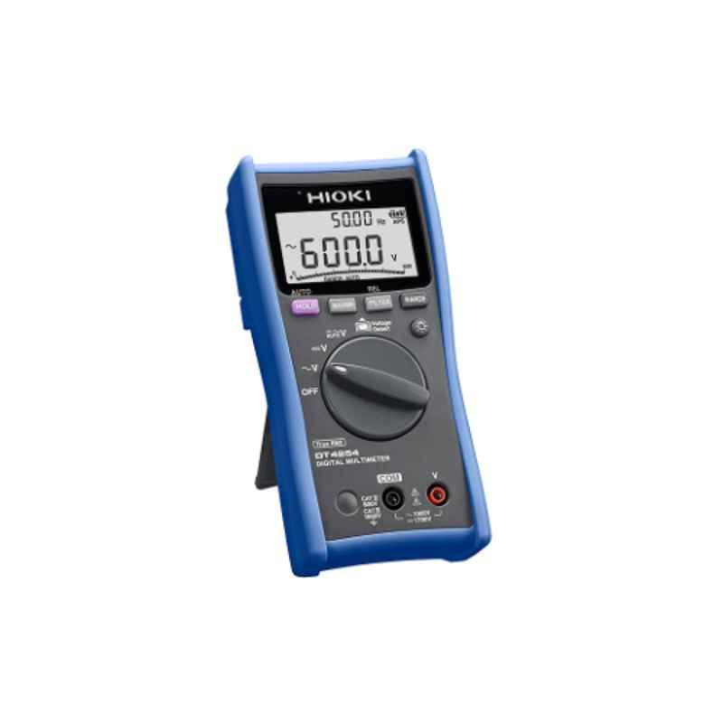 Hioki 6.000 to 1000V Digital MultiMeter, DT4254