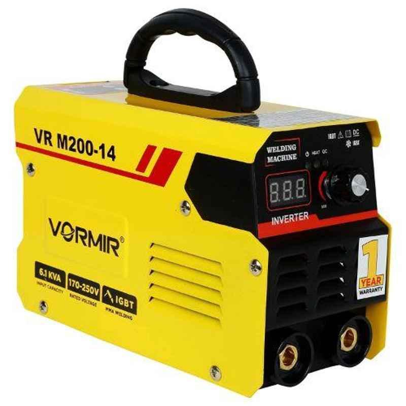Vormir VR M200-14 IGBT 220V Inverter Arc Welding Machine with Hot Start