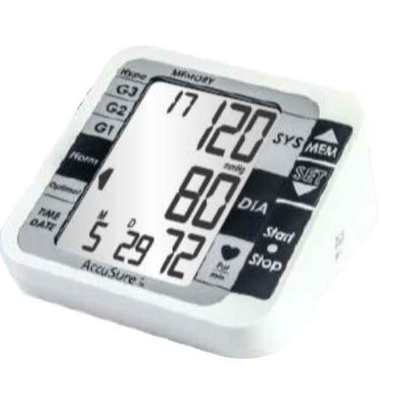 AccuSure TK Automatic Blood Pressure Monitor