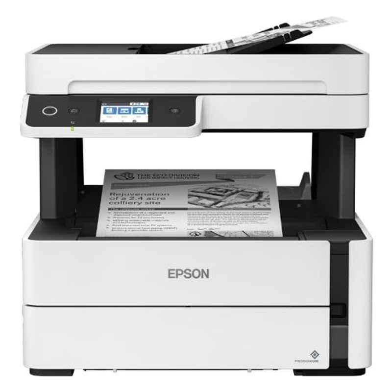 Epson M3170 Eco Tank Monochrome All-in-One Duplex Ink Tank Printer