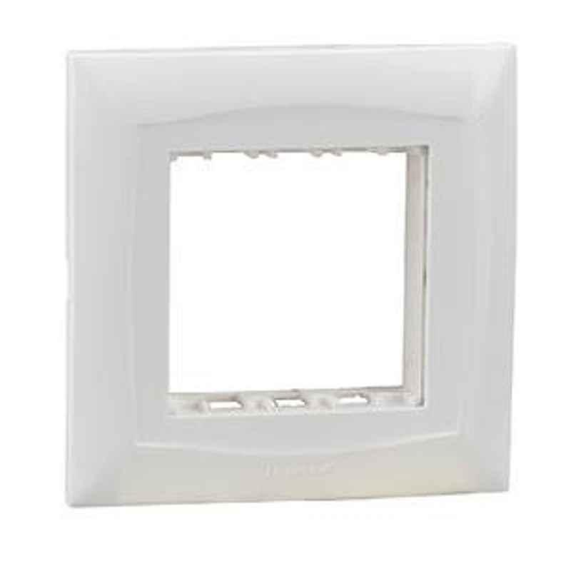 Legrand Britzy 2 Module Plate With Frame