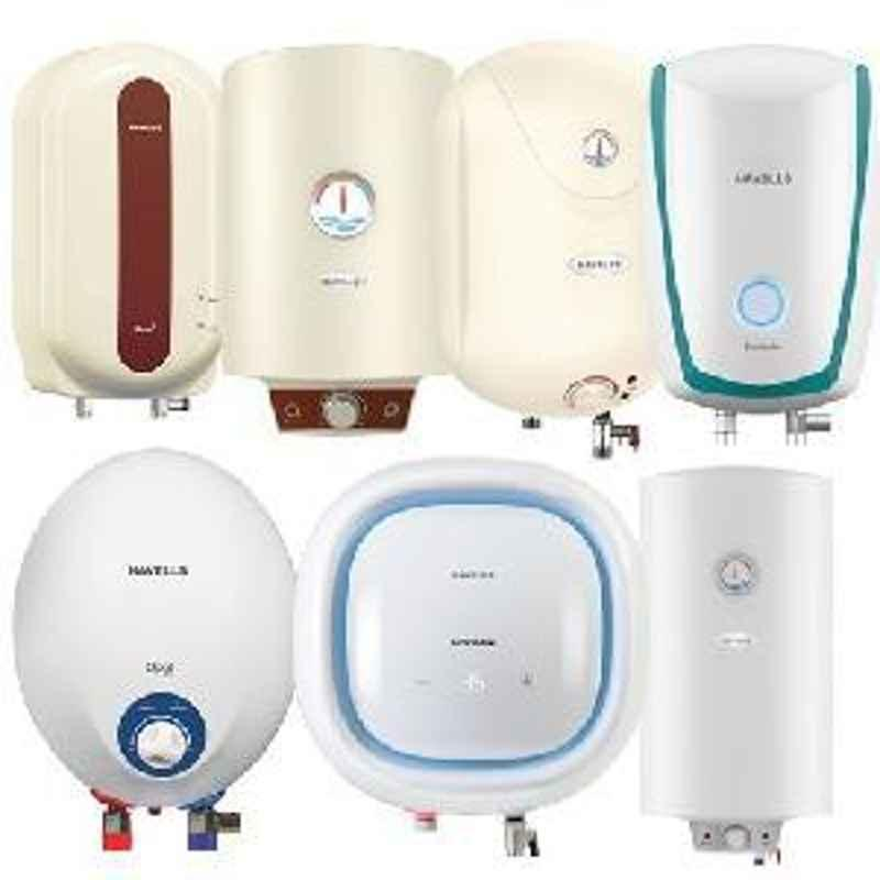 Havells Geysers Rated Capacity : 25L