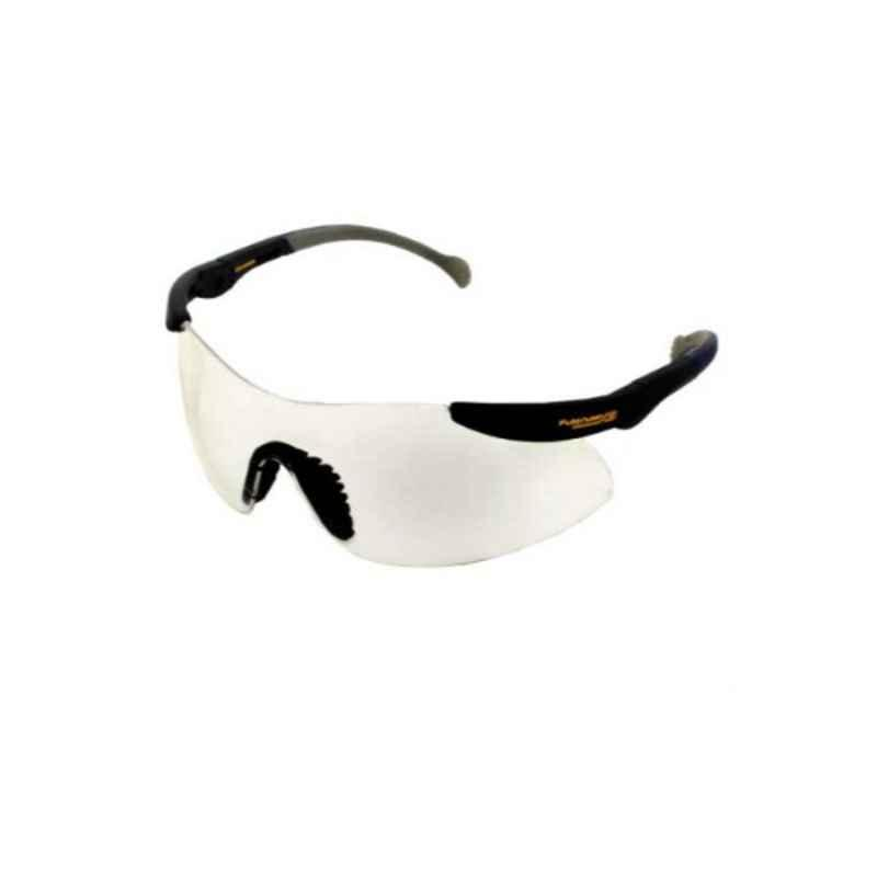 CanaSafe FulcrumXS Polycarbonate Clear Anti Fog Lens Safety Goggle, 20180