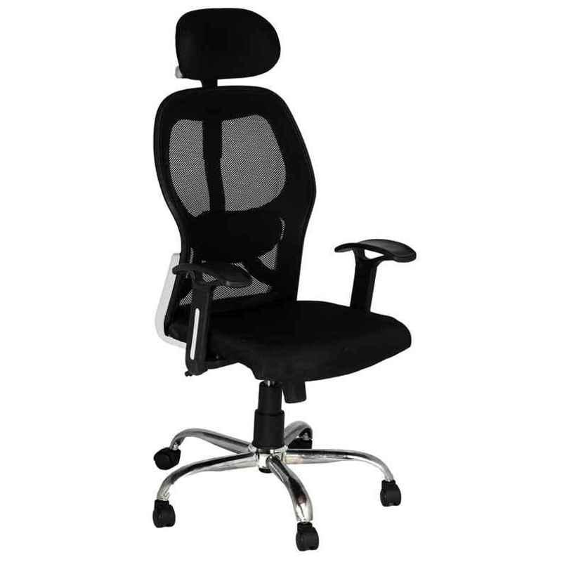 Caddy PU Adjustable Study Chair with Back Support, MI3 (Pack of 2)