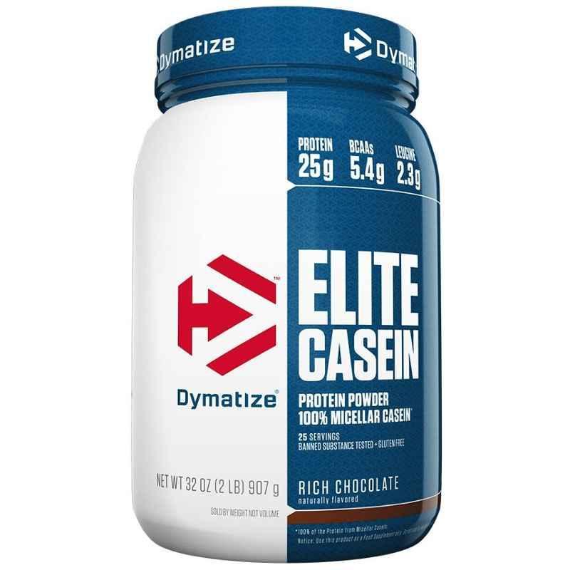 Dymatize Elite Casein 2lbs Rich Chocolate Whey Protein
