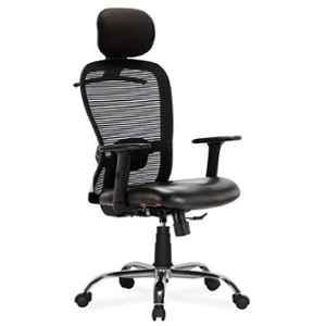 Furnicliq Hanger HB Foam Net Meshback Executive Chair, EMS05