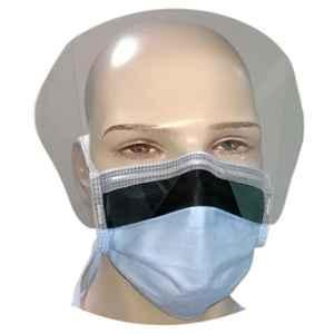 Medisafe Global Eye Shield Face Mask, MEDSFM-SHIELD (Pack of 10)
