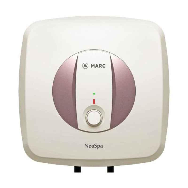 Marc Neo Spa 25L 2kW Ivory Rose Gold Heavy Duty Storage Water Heater