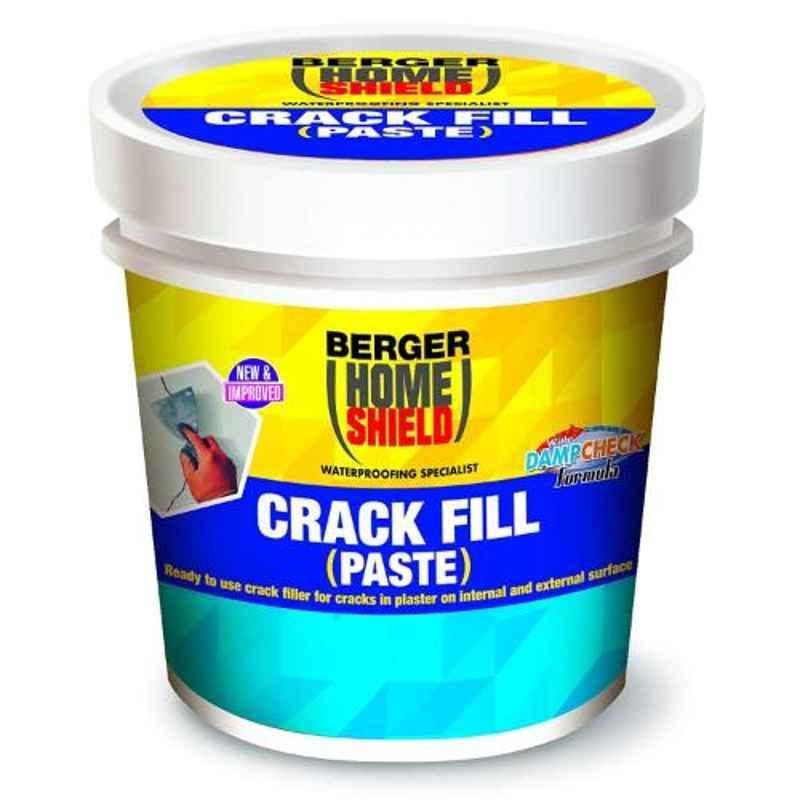 Berger 1kg Plastic White Home Shield Crack Filler Paste, F00FC00991001001