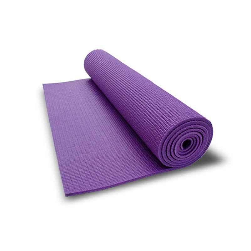 Facto Power 1730x610x4mm Purple Antiskid Yoga Mat