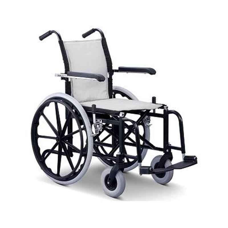 Ostrich Mobility M125 MS Manual Wheelchair, 108x65x98 cm