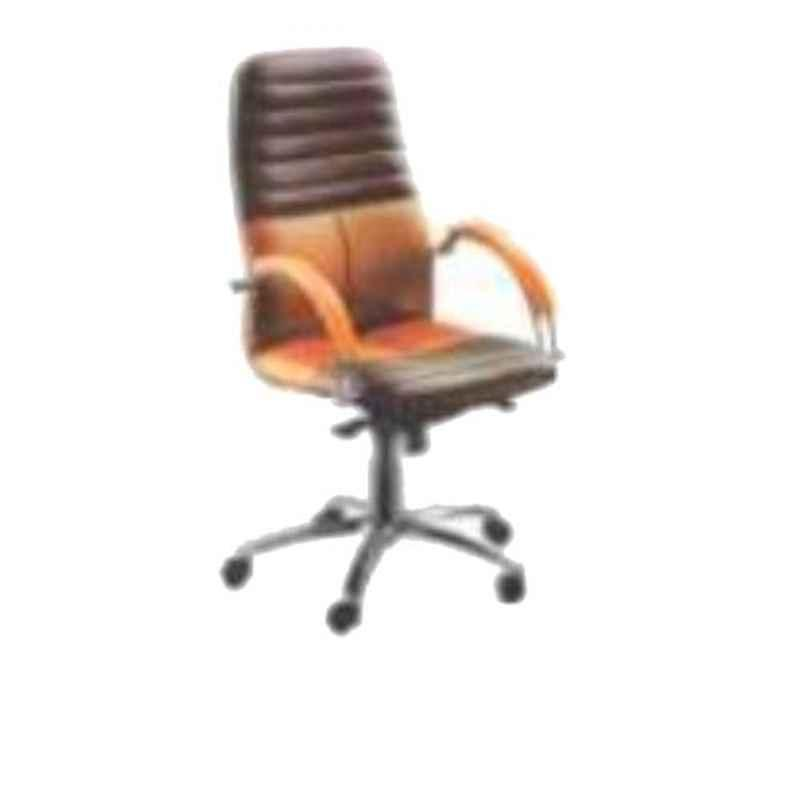 Nice Furniture High Back Steel Base Executive Office Chair, NF-135