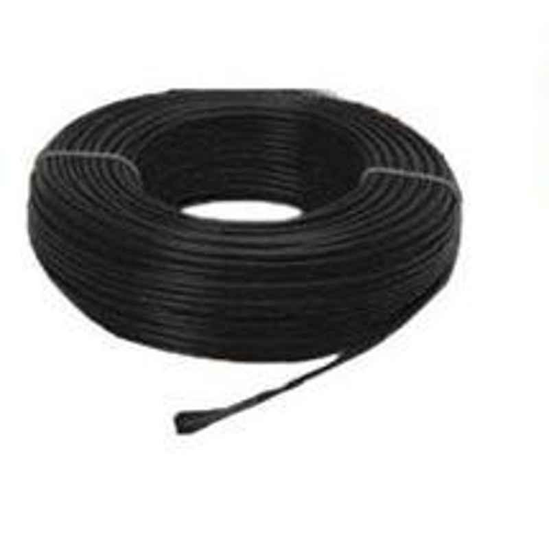 Kalinga 2.5 Sq.mmLength 90 m FR PVC Insulated Cable Black