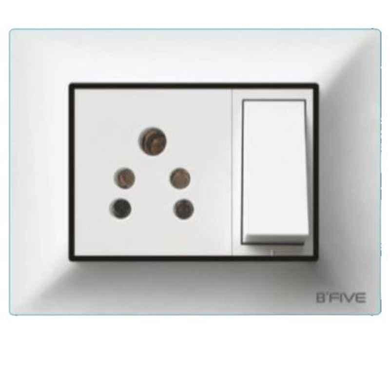 B-Five Canvas 16 Module Cover Plate, B-70C (Pack of 10)