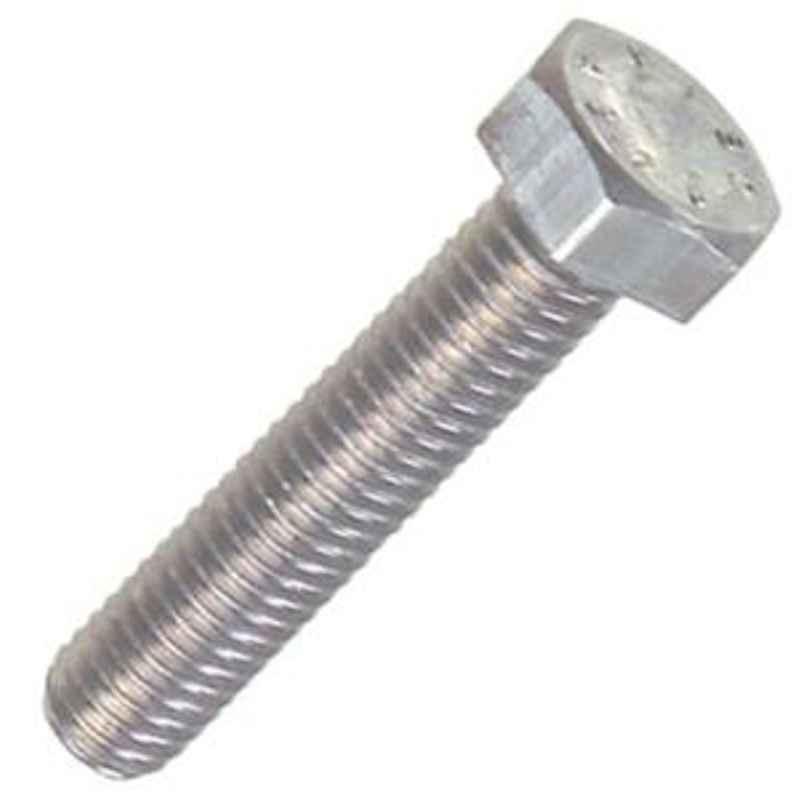 Viraaj 33  x 225 mm Stainless Steel 316-A4 Long length Hex Head Screw
