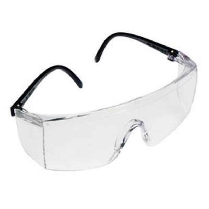 Sun Polo White Safety Goggles (Pack of 12)