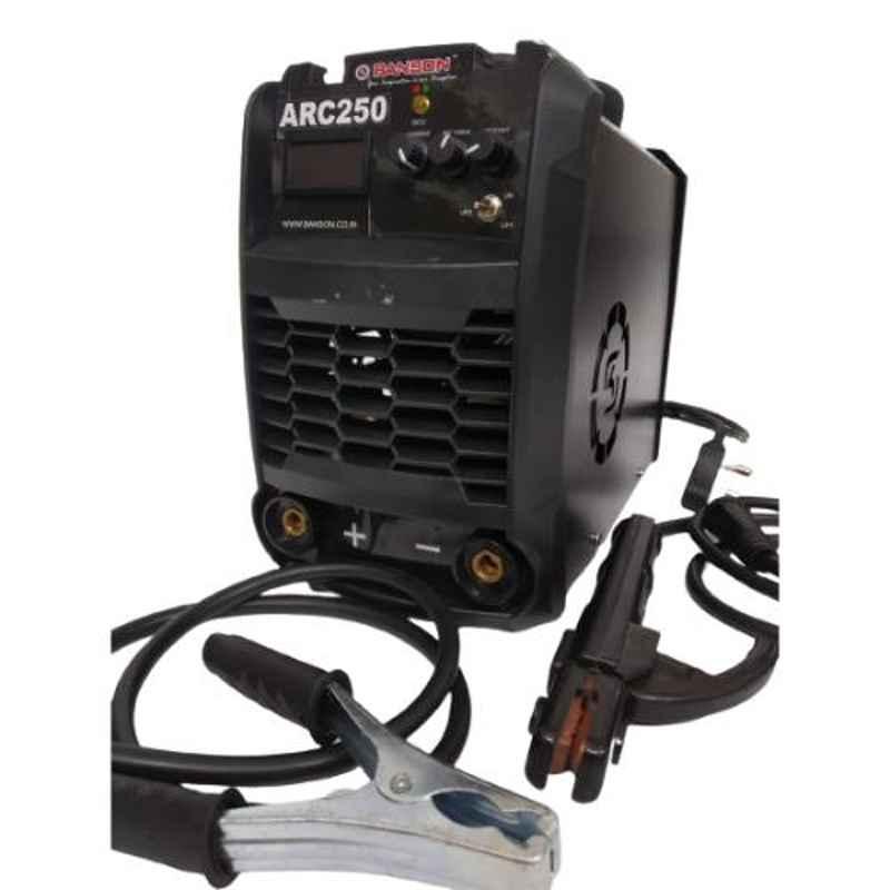 Banson 250A Single Phase Yoga Black Arc Welding Machine, YOGA ARC 250