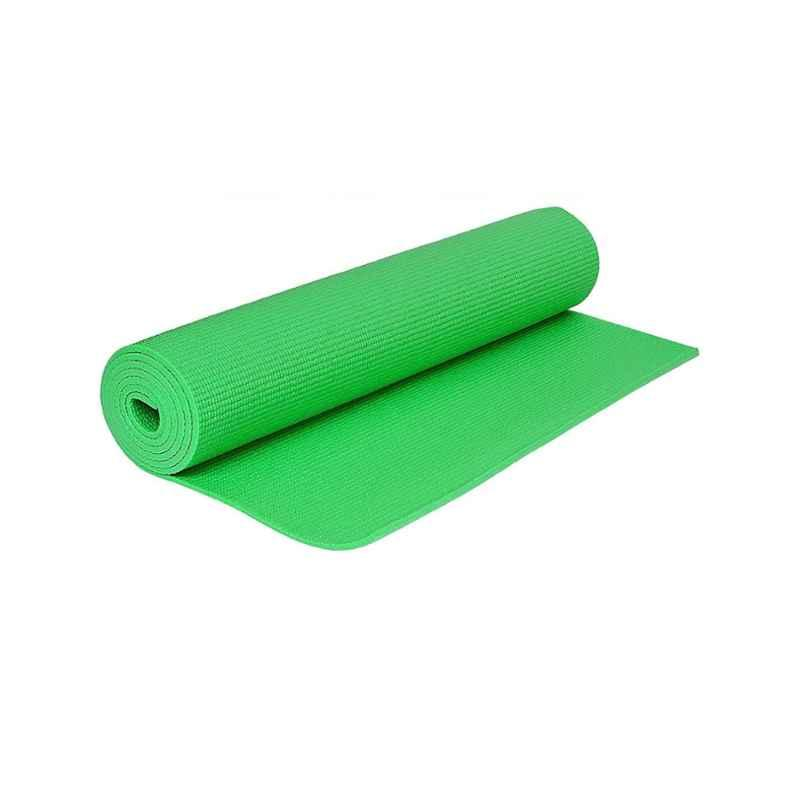 Strauss 1730x610x80mm Green Yoga Mat with Cover, ST-1405