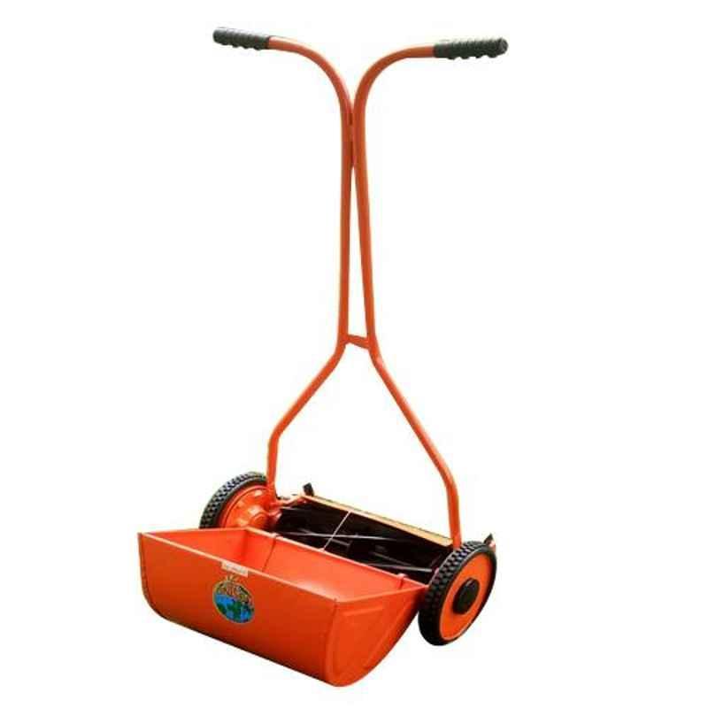 Unison 18 inch Mild Steel Super Wheel Type Push Mower