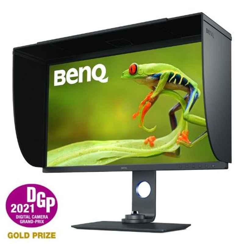 BenQ 32 inch IPS Photo and Video Editing Monitor Adobe RGB, SW321C