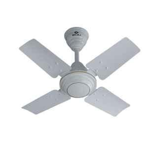 Bajaj Maxima 66W White Ceiling Fan, Sweep: 600 mm, 250274