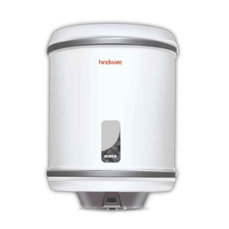 Hindware Geyser  ACERO 25 Litre Storage White Water Heater