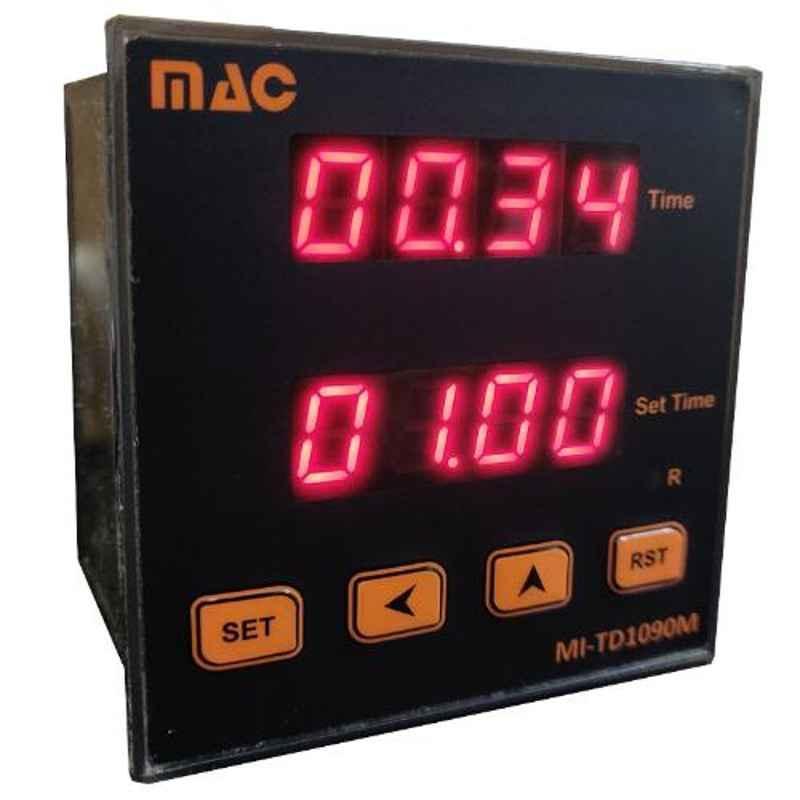 MAC 240V AC 7A Cyclic Timer, MI-TD1090M