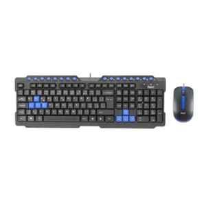 Foxin FKM-506 PRO Wired Multimedia Keyboard & Mouse Combo