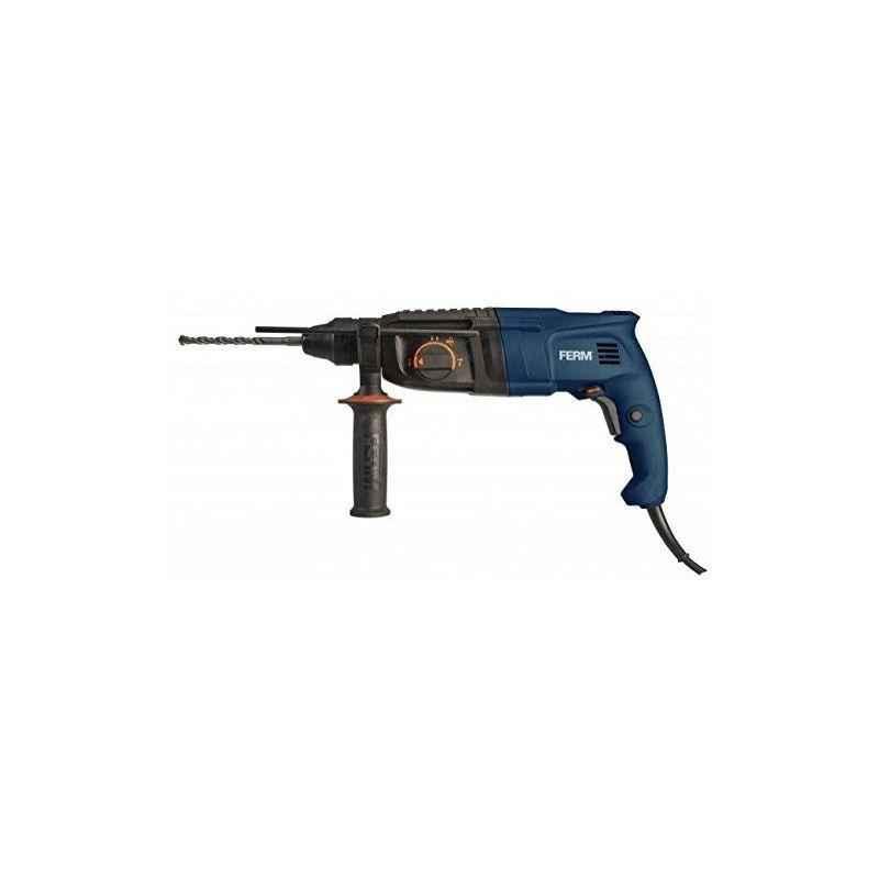 Ferm 26mm 800W Rotary Hammer Drill, HDM1045