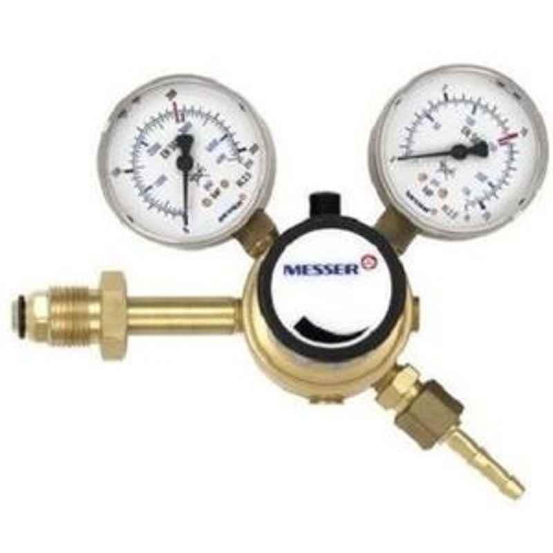 Messer Pressure Regulator Gas Type Oxygen MS77021059