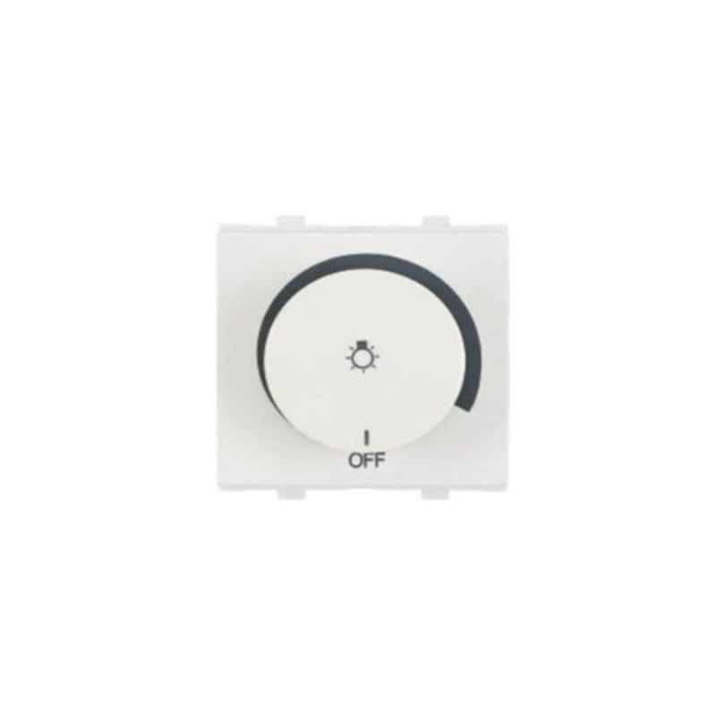 Anchor Penta 650W 2 Module Dura White Dimmer, 65402 (Pack of 10)