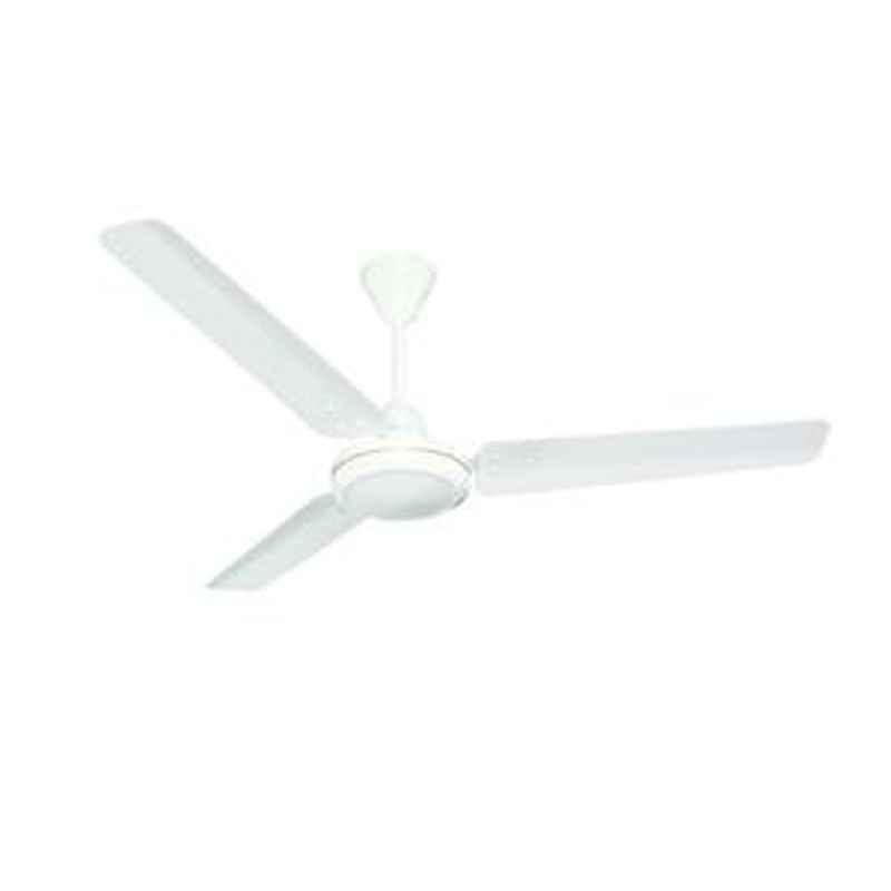 Crompton Riviera 1200 mm Bianco Standard Plain Ceiling Fan