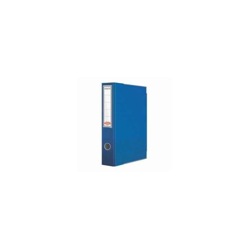 Camlin Kokuyo Novita A4 Size 20 Pockets Display File, 2101111020 (Pack of 5)