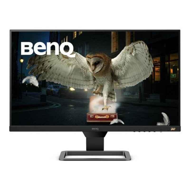 BenQ EW2780 27 inch Black & Metallic Grey FHD Gaming LED Monitor