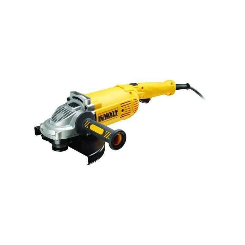 Dewalt 230mm DWE492 2200W Large Angle Grinder