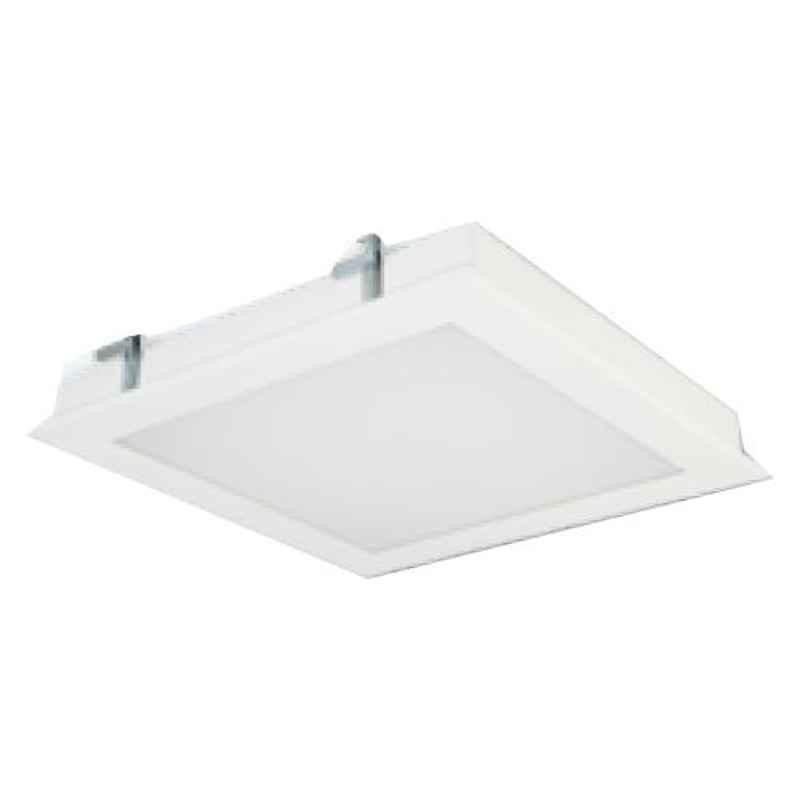 Havells 34W Clean Room Bottom Opening Screw Less LED IP65 Luminaire, BOCR2X1R34WLED857SPCMSSL