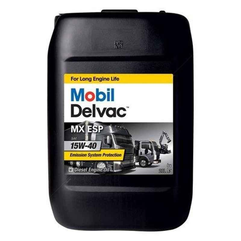 Mobil Devlac MX 15W-40 Extra High Performance Diesel Engine Oil, Capacity: 7.5 L