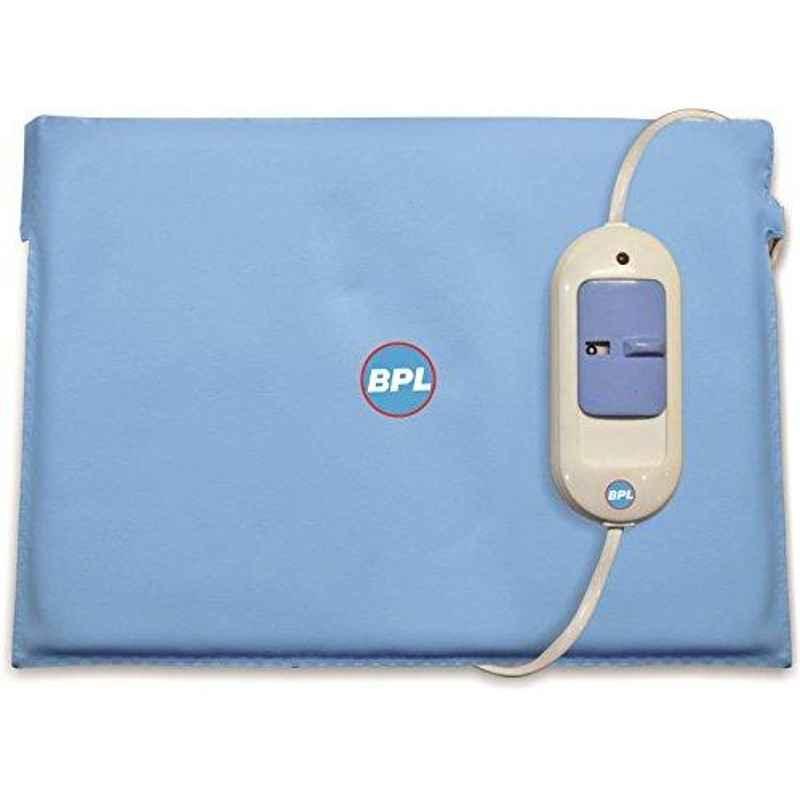 BPL Blue Orthopedic Heating Pad, Size: Regular
