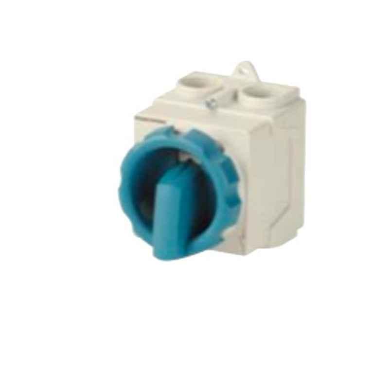 Socomec COMO 4 Pole 20A Enclosed Load Break Switch, 21154401G